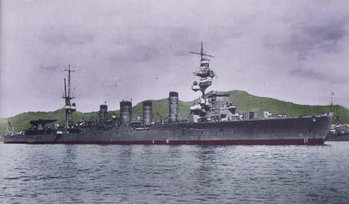 軽巡洋艦の画像 p1_11